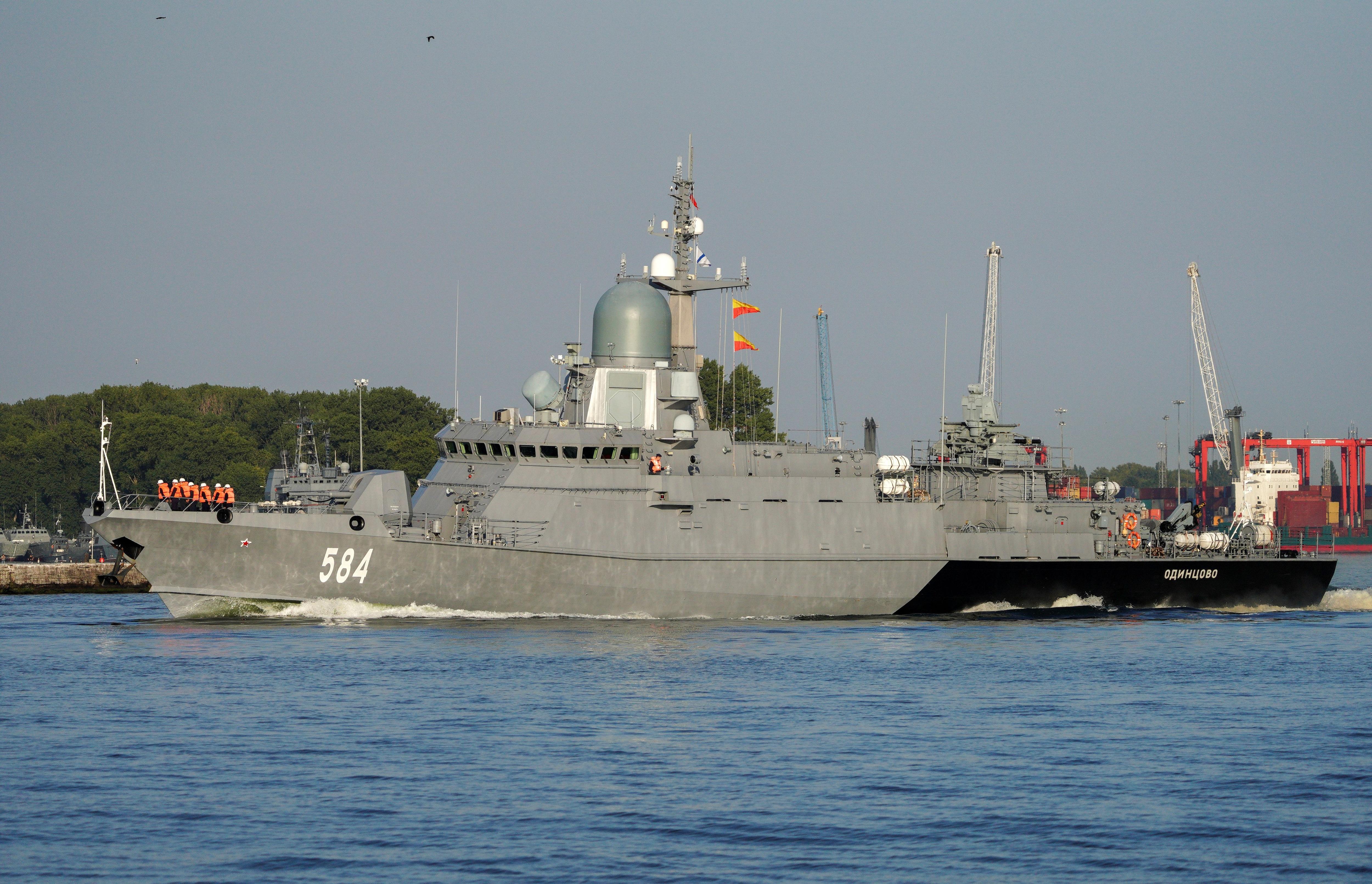 """Project 22800: """"Karakurt"""" class missile ship #2 10-10026353-lwxyxxxrfjqlcb5pj2rvhq57ia"""